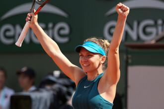 Mesajul americanilor de la Nike după ce Simona a câștigat Roland Garros