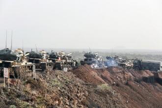 Erdogan anunţă că ar putea ataca Irakul