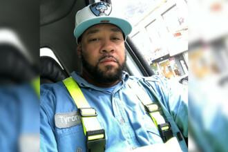 Tyrone Fleming, vedetă pe YouTube, a fost înjunghiat mortal în apartamentul său