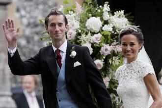 Pippa Middleton, sora ducesei de Cambridge, a anunţat oficial că e însărcinată