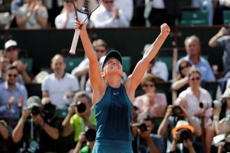 Halep - Stephens, finala de la Roland Garros este LIVE la PRO TV, sâmbătă, de la ora 16:00
