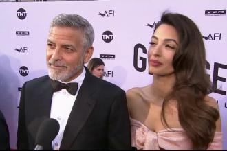 George Clooney, premiat pentru întreaga activitate. Cea mai mare realizare a actorului