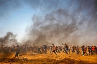 Patru palestinieni au fost ucişi în Fâşia Gaza. Reuniune de urgenţă a ONU