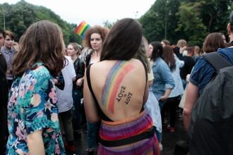 Bucharest Pride, marşul diversităţii între Piaţa Victoriei şi Piaţa Universităţii
