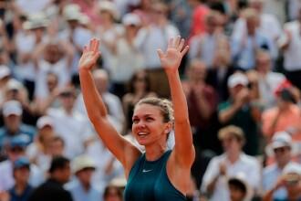 Momentul în care Simona Halep devine câștigătoarea turneului de la Roland Garros. VIDEO