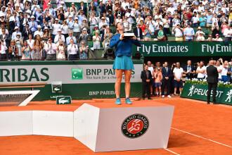 """Reacții internaționale, după victoria Simonei Halep. """"Regina tenisului mondial. Are lumea la picioare"""""""