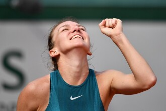 Simona Halep, pentru WTA Insider: Nu mi-am schimbat caracterul, doar am reuşit să-l controlez