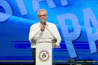 Discursul lui Dragnea la mitingul PSD: