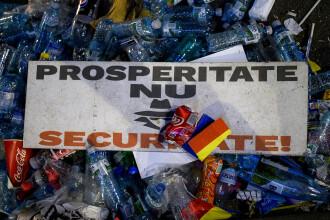 Ce scrie presa internaţională despre mitingul PSD