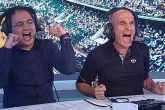 """CTP, înainte de ultima minge: """"Mă doare creierul. Te rog, Mihai, să tăcem ca la biserică"""""""