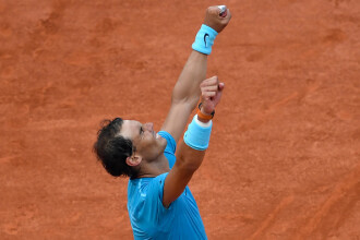 Rafael Nadal a câştigat finala de la Roland Garros