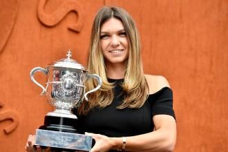 Simona Halep își va prezenta trofeul câștigat la Roland Garros, luni, pe Arena Națională