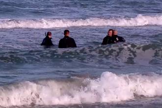 Trei persoane s-au înecat duminică, pe litoral. Trupul unui copil de 14 ani încă nu a fost găsit
