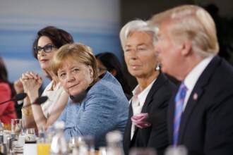 Merkel pune paie pe foc. Anunțul cancelarului german după taxele impuse de Trump