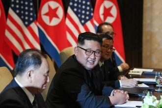 Kim Jong-un nu a răspuns la întrebarea dacă va renunța la programul nuclear, în urma summitului