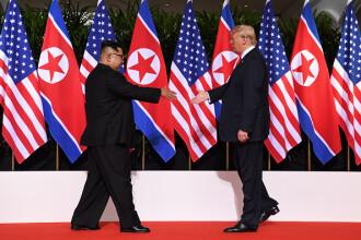 Un al doilea summit Trump-Kim ar putea avea loc în curând