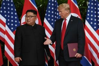 Trump anunţă că va avea loc un nou summit cu Kim Jong-un