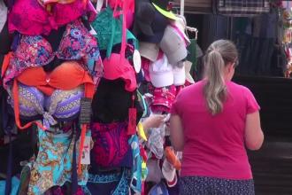 S-au înmulţit magazinele care vând produse contrafăcute. Numeroase controale în Braşov