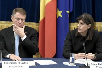 """Iohannis, despre motivarea CCR privind revocarea lui Kovesi: """"Mai avem un pic de citit"""""""