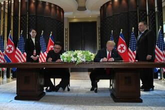 """Analiști, despre întâlnirea Trump - Kim Jong-un: """"Ne-am îndepărtat de riscul unui război"""""""