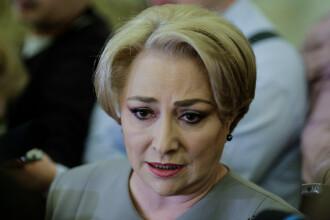 """Dăncilă, la Craiova: """"Actuala coaliţie de guvernare şi Executivul investesc în sănătate"""""""