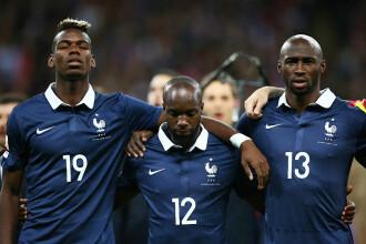 CUPA MONDIALĂ 2018. Lotul echipei Franței