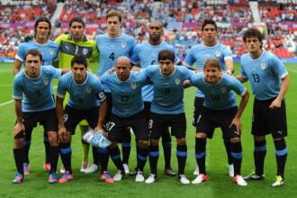 CUPA MONDIALĂ 2018. Lotul Uruguayului