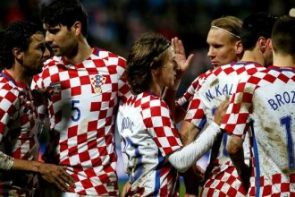 CUPA MONDIALĂ 2018. Lotul Croației
