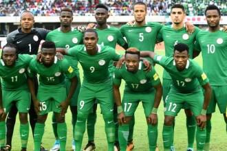 CUPA MONDIALĂ 2018. Lotul Nigeriei