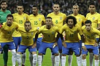 CUPA MONDIALĂ 2018. Lotul Braziliei