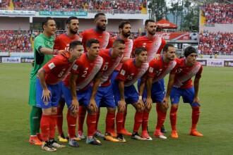 CUPA MONDIALĂ 2018. Lotul Costa Rica