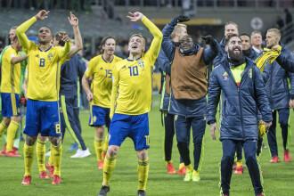 CUPA MONDIALĂ 2018. Lotul Suediei