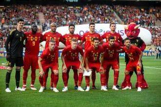 CUPA MONDIALĂ 2018. Lotul Belgiei