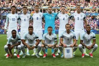 CUPA MONDIALĂ 2018. Lotul Angliei