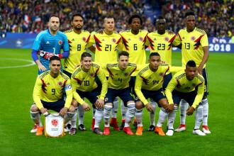 CUPA MONDIALĂ 2018. Lotul Columbiei