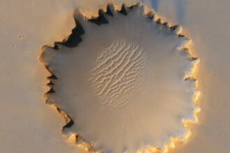Furtună de nisip uriașă pe Marte. Roverul Opportunity nu mai răspunde comenzilor NASA