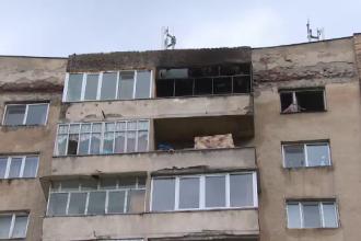 Un om al străzii a murit în urma unui incendiu, în Hunedoara. Cum s-a petrecut tragedia