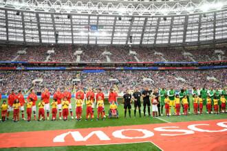 Rusia - Arabia Saudită 5 - 0. Rușii au marcat două goluri în ultimele 5 minute