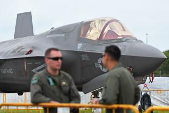 Un inginer englez le-a vândut chinezilor informaţii despre cel mai nou avion de luptă