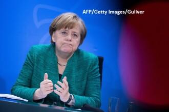 """Viitorul politic al Angelei Merkel, amenințat de migranți. Tensiuni în coaliție pe """"masterplanul"""" privind imigrația"""