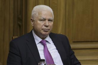 Administrația Prezidențială neagă eventualele presiuni exercitate asupra judecătorului CCR Petre Lăzăroiu