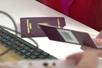 Ce se schimbă la noile paşapoarte româneşti. Anunţul oficial privind costul acestora