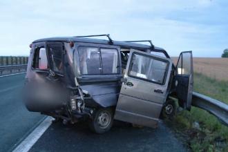 Accident cu 5 răniți, pe A1. Ceața ar fi dus la producerea impactului