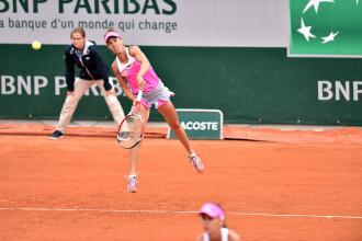 Mihaela Buzărnescu, în finala de dublu a turneului WTA de la Nottingham