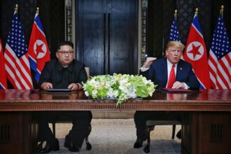 Coreea de Nord, obligată să își respecte obligațiile privind denuclearizarea. Anunțul SUA