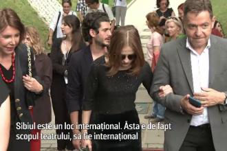 Șase artiști au primit câte o stea pe aleea celebrităților din Sibiu