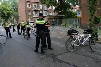Șoferul camionetei care a intrat în mulțime, la un festival din Olanda, s-a predat