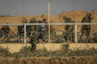 Guvernul israelian a interzis fotografierea sau filmarea soldaților