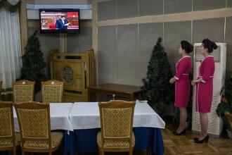 Experienta unui american intr-un hotel din Coreea de Nord. A urcat la un etaj care oficial nu exista