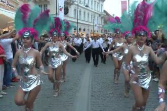 Festivalul Internaţional de Teatru de la Sibiu a ajuns la final. Piesa care a încheiat evenimentul